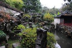 Κήπος Yuyuan, παλαιά πόλη, Σαγκάη, Κίνα Στοκ εικόνες με δικαίωμα ελεύθερης χρήσης