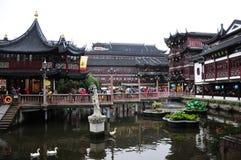 Κήπος Yuyuan, παλαιά πόλη, Σαγκάη, Κίνα Στοκ Φωτογραφίες