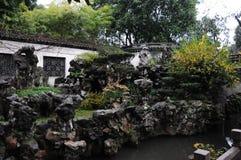 Κήπος Yuyuan, παλαιά πόλη, Σαγκάη, Κίνα Στοκ φωτογραφία με δικαίωμα ελεύθερης χρήσης