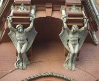 Κίεβο Το σπίτι του βαρώνου Steingel Στοκ εικόνα με δικαίωμα ελεύθερης χρήσης