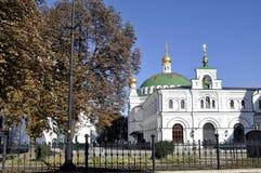 Κίεβο Pechersk Lavra, Στοκ φωτογραφία με δικαίωμα ελεύθερης χρήσης