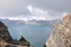 Κίνα, επαρχία jilin, βουνό changbai Στοκ εικόνες με δικαίωμα ελεύθερης χρήσης
