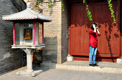 Κίνα - θερινό παλάτι Στοκ Εικόνα
