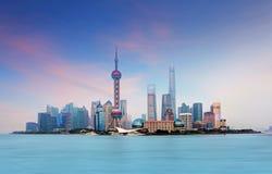 Κίνα Σαγγάη Στοκ Εικόνες