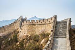 Κίνα, Σινικό Τείχος της Κίνας στοκ φωτογραφία με δικαίωμα ελεύθερης χρήσης
