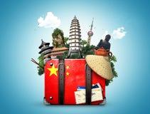 Κίνα στοκ φωτογραφία