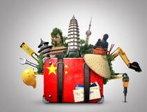 Κίνα στοκ φωτογραφία με δικαίωμα ελεύθερης χρήσης