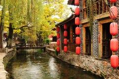 Κίνα lijiang Στοκ Εικόνες