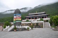 Κίνα lijiang yunan Στοκ εικόνες με δικαίωμα ελεύθερης χρήσης