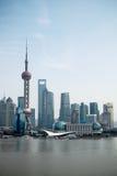 Κίνα pudong Σαγγάη στοκ εικόνες με δικαίωμα ελεύθερης χρήσης