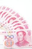 Κίνα yuan Στοκ Φωτογραφίες