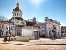 Κίνγκστον Δημαρχείο στοκ εικόνα