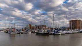 Κίνγκστον επάνω στο Hull, UK Στοκ Εικόνες