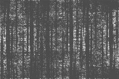 Κίνδυνος, σύσταση ρύπου επίσης corel σύρετε το διάνυσμα απεικόνισης Ανασκόπηση Grunge Σχέδιο με τις ρωγμές απεικόνιση αποθεμάτων