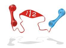 κίνδυνος 112 κλήσης Στοκ φωτογραφίες με δικαίωμα ελεύθερης χρήσης