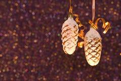 Κίνητρα του νέου έτους Στοκ Φωτογραφίες
