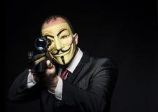Κίνδυνος στον Ιστό Στοκ φωτογραφία με δικαίωμα ελεύθερης χρήσης