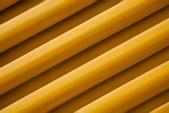 Κίτρινα κάγκελα Στοκ εικόνα με δικαίωμα ελεύθερης χρήσης