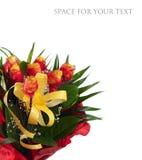 Κίτρινα τριαντάφυλλα Στοκ Φωτογραφία
