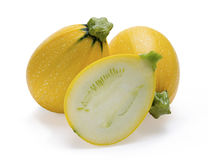 κίτρινα zucchinis Στοκ φωτογραφίες με δικαίωμα ελεύθερης χρήσης