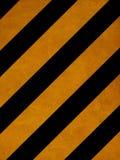 Κίτρινες γραμμές Grunge Στοκ Εικόνες