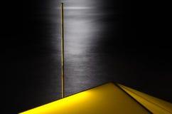 Κίτρινες μορφές Στοκ Εικόνα