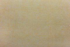 Κίτρινη εκλεκτής ποιότητας σύσταση εγγράφου Στοκ εικόνα με δικαίωμα ελεύθερης χρήσης