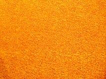 Κίτρινη επιφάνεια χάλυβα σκουριάς Στοκ Εικόνες