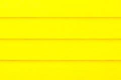 Κίτρινη ξύλινη σύσταση τοίχων Στοκ εικόνες με δικαίωμα ελεύθερης χρήσης