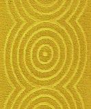 Κίτρινη σύσταση πετσετών στοκ φωτογραφία με δικαίωμα ελεύθερης χρήσης