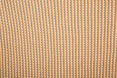 Κίτρινος και γκρίζος γεωμετρικός πλέκει το υπόβαθρο Στοκ εικόνα με δικαίωμα ελεύθερης χρήσης