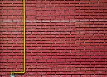 Κίτρινος σωλήνας Στοκ φωτογραφία με δικαίωμα ελεύθερης χρήσης