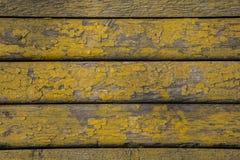 Κίτρινος φράκτης Στοκ φωτογραφία με δικαίωμα ελεύθερης χρήσης