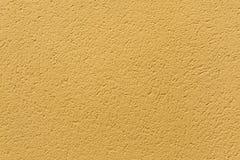 Κίτρινος χρωματισμένος ochre τοίχος στόκων παλαιό παράθυρο σύστασης λεπτομέρειας ανασκόπησης ξύλινο Στοκ Φωτογραφίες