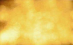 Κίτρινο αφηρημένο υπόβαθρο Στοκ Εικόνες