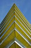 Κίτρινο βέλος στοκ φωτογραφία