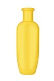 Κίτρινο εμπορευματοκιβώτιο Στοκ εικόνες με δικαίωμα ελεύθερης χρήσης