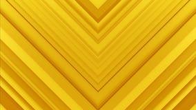 Κίτρινο εταιρικό υπόβαθρο γραμμών Στοκ Φωτογραφία