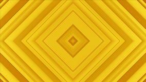 Κίτρινο εταιρικό υπόβαθρο γραμμών Στοκ φωτογραφία με δικαίωμα ελεύθερης χρήσης