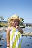 Κίτρινο καλοκαίρι Στοκ Φωτογραφίες