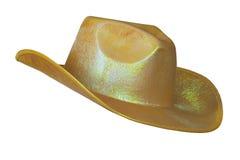 Κίτρινο καπέλο Στοκ Εικόνες