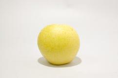 Κίτρινο κινεζικό αχλάδι στοκ εικόνες