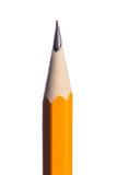 Κίτρινο μολύβι Στοκ εικόνες με δικαίωμα ελεύθερης χρήσης