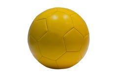 Κίτρινο μπαλόνι στοκ φωτογραφίες