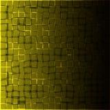 Κίτρινο ορθογώνιο υπόβαθρο Στοκ Εικόνες