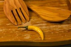 Κίτρινο πιπέρι Στοκ εικόνα με δικαίωμα ελεύθερης χρήσης