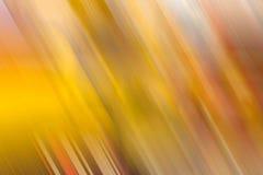 Κίτρινο, πορτοκαλί και κόκκινο υπόβαθρο θαμπάδων κινήσεων τόνου Στοκ Φωτογραφία