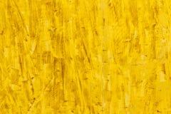 Κίτρινο υπόβαθρο. Στοκ Εικόνα