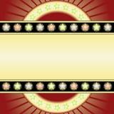 Κίτρινο υπόβαθρο Στοκ εικόνες με δικαίωμα ελεύθερης χρήσης