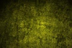 Κίτρινο υπόβαθρο Greeny Στοκ φωτογραφία με δικαίωμα ελεύθερης χρήσης